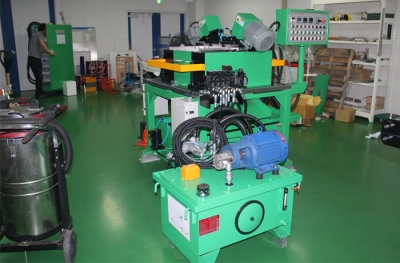 copper tube angle cutting machine